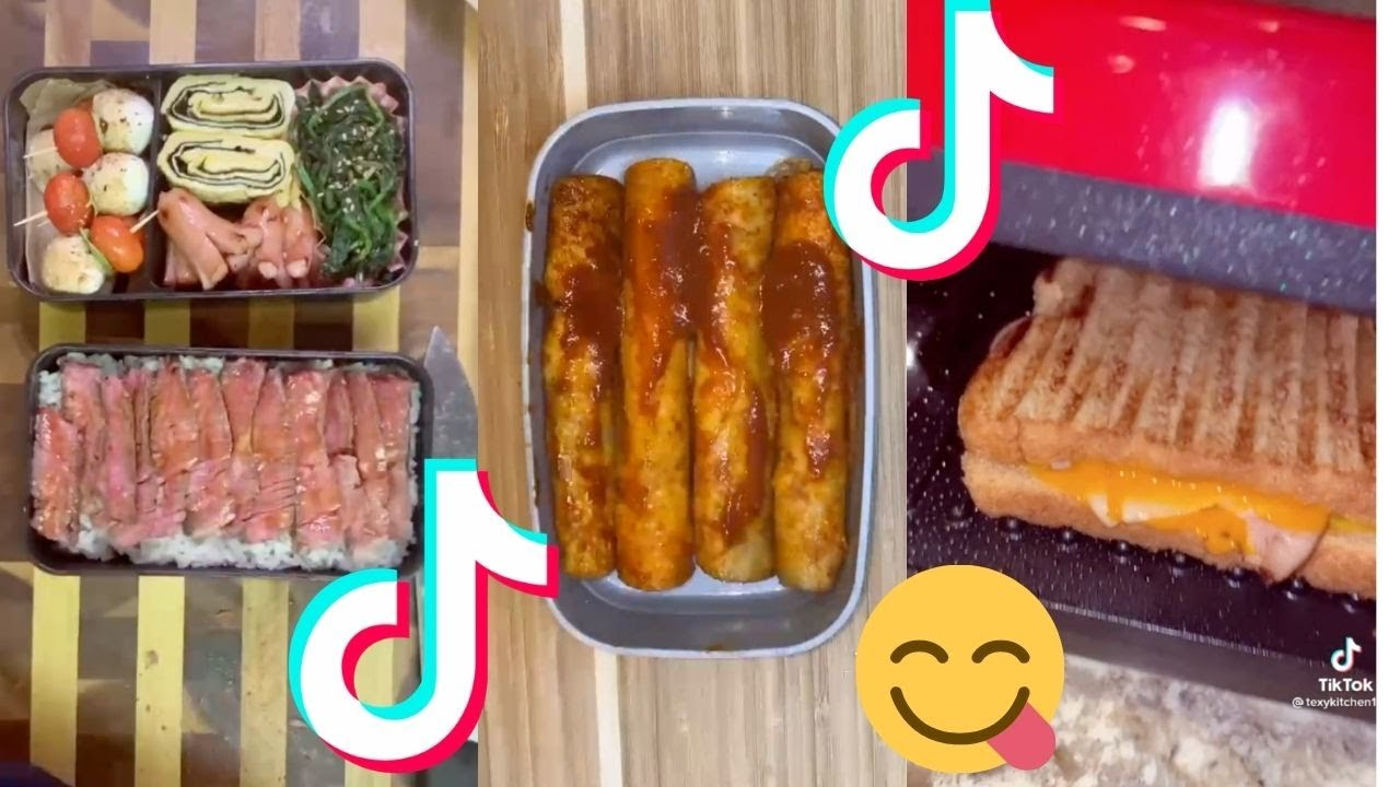 Making Lunch For My HUSBAND! | Tiktok Compilation Video | Packing Lunch