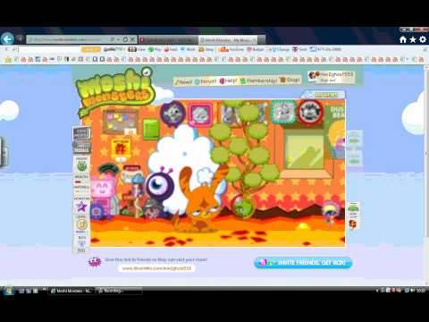 Moshi Monsters How to get chop chop
