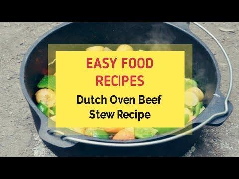 Dutch Oven Beef Stew Recipe