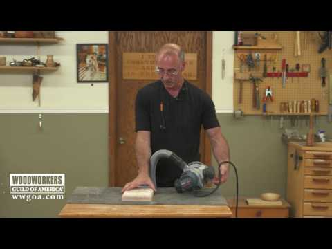 Router Dust Collection with the Oneida Router Hood