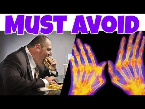 NEVER Eat These 9 FOODS if You Have Arthritis - FOODS Arthritis Patients Should Never Eat