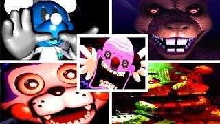 FNAF- Fan Made Animatronics #1