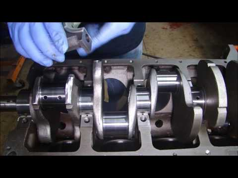 Engine Rebuilding - Assembly Part 1
