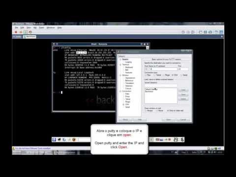 Putty SSH Connection Tutorial Complete (credits mrbrunohacked)