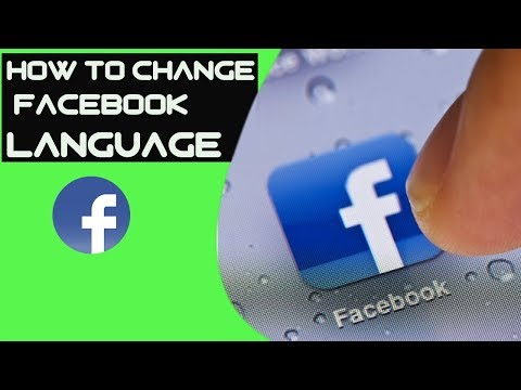 How To Change Facebook Language From English To Hindi/Urdu