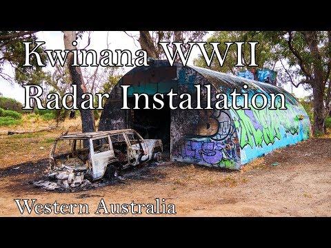 WWII Radar installation - Kwinana Western Australia