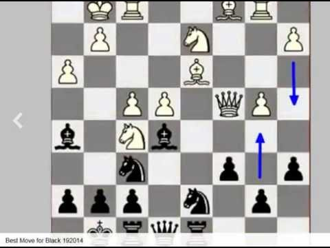 Test Your Tactical Skill in Chess
