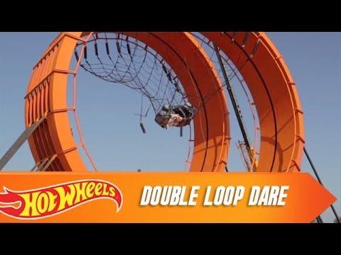 Double Loop Dare Documentary  Hot Wheels