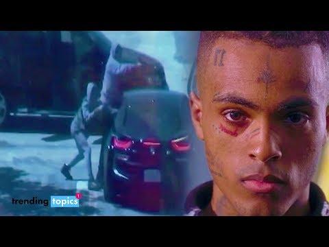 Xxx Mp4 XXX Tentacion Murder Captured On Surveillance Video Released 3gp Sex