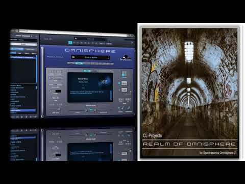 Realm of Omnisphere 'Patch Walkthrough' by CL-Projects for Omnisphere 2