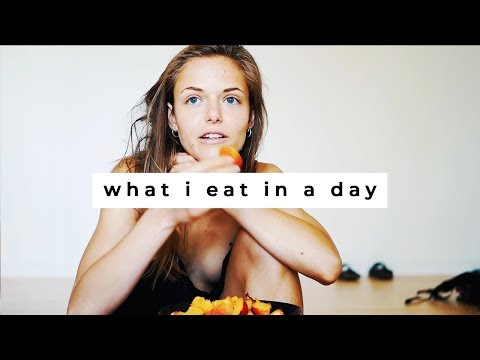 What I Eat in a Day | Vegan & Healthy