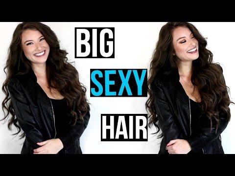 BIG SEXY VOLUMINOUS HAIR | Chelsea Houska Inspired!