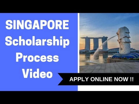 Singapore Scholarships Application Process - Free Education for all