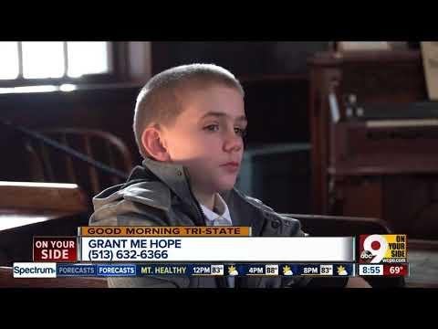 Grant Me Hope: Meet Jeremy