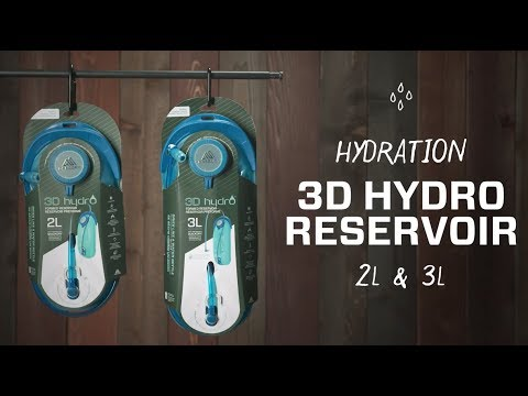3D Hydro Reservoir // Gregory Mountain Products