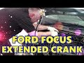 Ford Focus Extended Crank, Starts & Dies Diagnosed