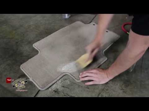 How To Remove Carpet Stains - Durrmaid Super 1600 Hot Water Extractor - Chemical Guys Car Care