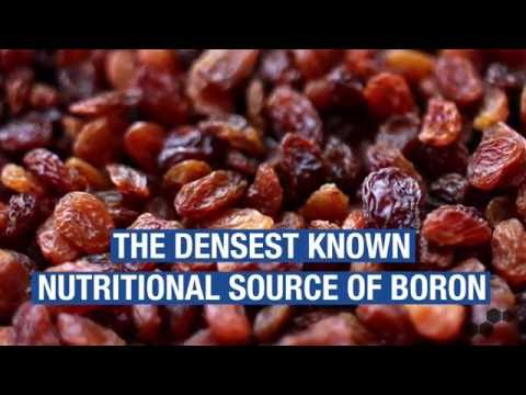 5 Testosterone-Boosting Foods High In Boron