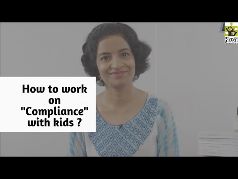 Compliance strategies:-How to make your child listen to you ?