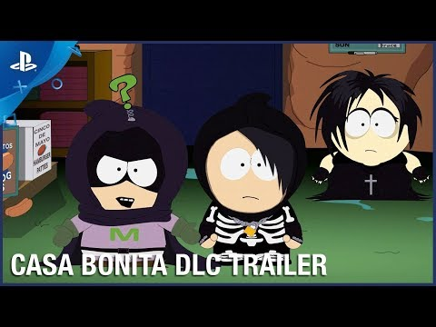 South Park: The Fractured But Whole: From Dusk Till Casa Bonita DLC | PS4