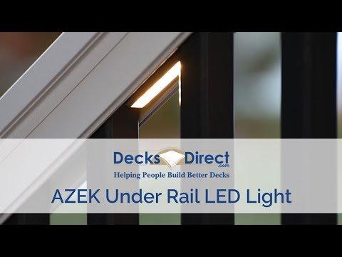 Decklites Under Rail Light
