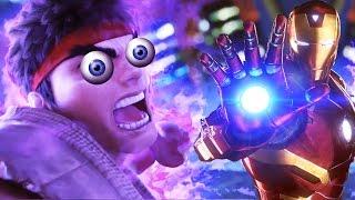 Download Honest Trailers: Marvel vs Capcom Infinite Video