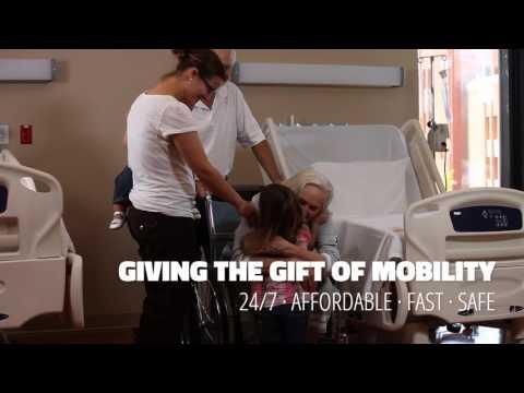 GREEN TAXI: Wheelchair Service