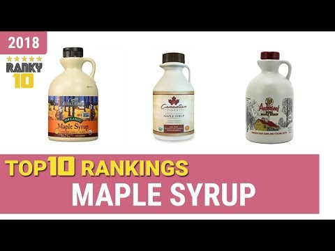 Best Maple Syrup Top 10 Rankings, Review 2018 & Buying Guide