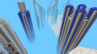 Minecraft Pocket edition city
