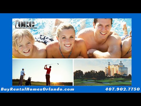 Orlando Vacation Home Sales | Buy Rental Homes Near Disney | Orlando Investment Property