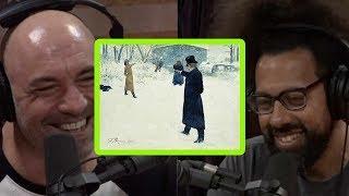 Andrew Jackson Was a Maniac! | Joe Rogan and Reggie Watts