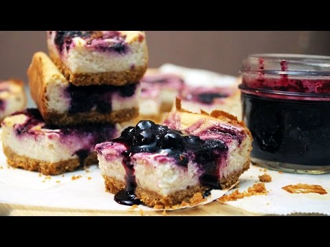 HOW TO MAKE VEGAN CHEESECAKE [WITH BLUEBERRY]   Recipe by Mary's Test Kitchen