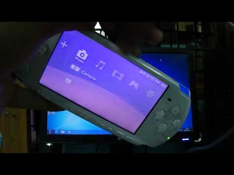 How To Import Pictures/Videos From Your PC to Your PSP.