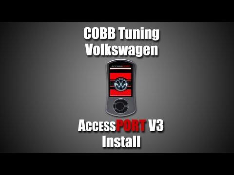 COBB Tuning - Volkswagen MK6 GTI Accessport