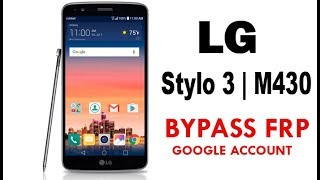 FRP LG G6 LG-H870 BYPASS GOOGLE ACCOUNT ANDROID 7 0 REMOVE