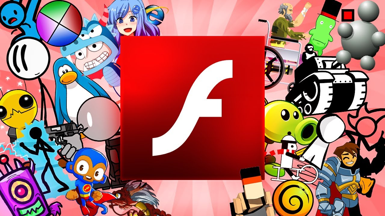 How Flash Games Changed The Internet