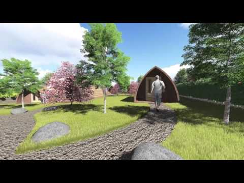 Camping Pod Development
