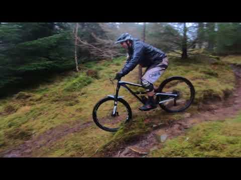 Slip n slide - mtb - Scotland