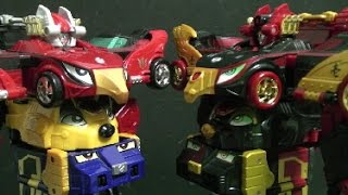 đồ chơi lắp ráp robot siêu nhân Cơ Động Power Rangers RPM Toys 파워레인저 엔진포스 장난감
