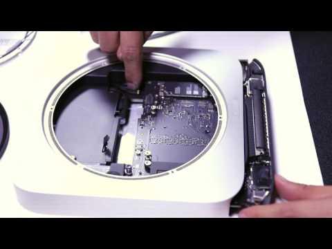 Mac Mini 2014 / 2015 Cambio disco duro a Estado Sólido SSD Upgrade SSD