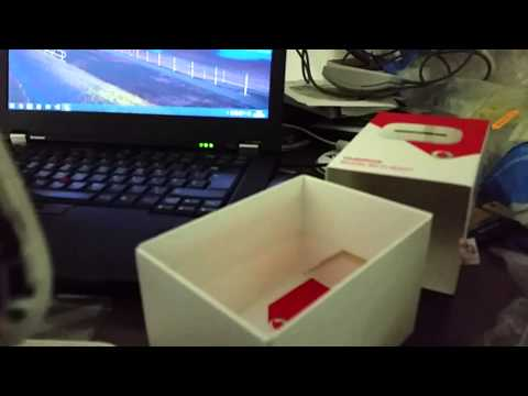 Vodafone Mobile Wi Fi R207 Unboxing and Set Up