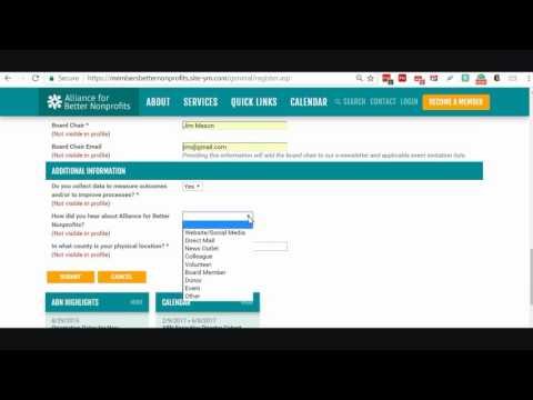 How to Register for ABN Membership