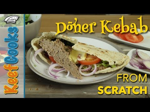How to Make Lamb Doner Kebab From Scratch