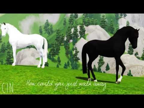 The Sims 3 (Horses) - Dark On Me