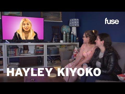 Hayley Kiyoko Helps A Fan Ask Her Girlfriend To Prom
