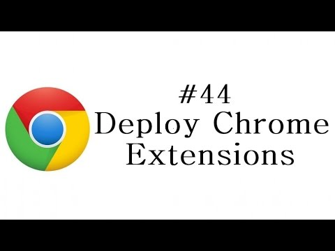 Chrome Extension Tutorial - 44 - Deploy Chrome Extension