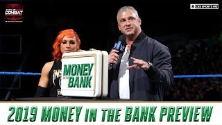 WWE Money in the Bank 2019 preview: Card predictions, expert picks for all matches   State of Combat