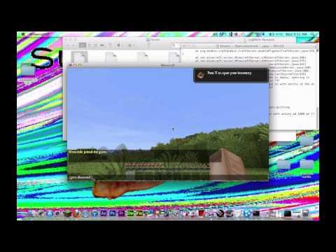 How To Install Bukkit Server Plugins Minecraft MAC/PC