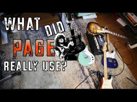Xxx Mp4 What Gear Did Jimmy Page Actually Use In Led Zeppelin The Early Years 3gp Sex