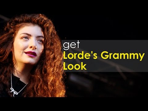 HINDI: How to get Lorde's Grammy Look